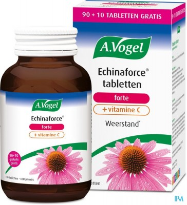 Vogel Echinaforce Forte + Vitamine C Comp 100