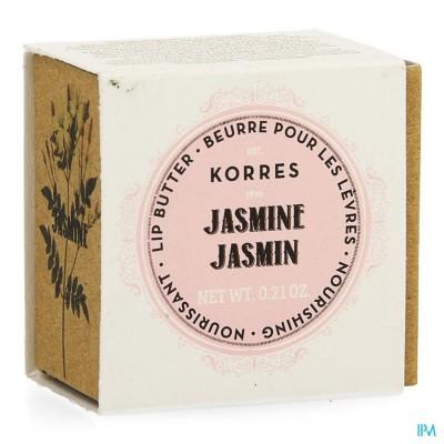 Korres Km Lipbutter Pot Jasmine 6g