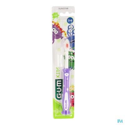 Gum Kids Tandenb 3-6j 901