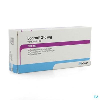 Lodixal Tabl 30 X 240mg