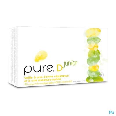 Pure D Junior Smelttabletten 90