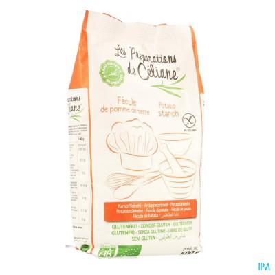Celiane Aardappelzetmeel Bio 500g 4076