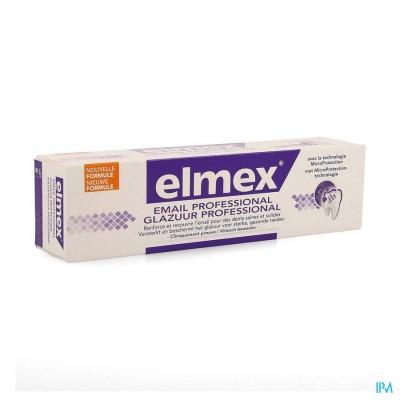 Elmex Tandpasta Glazuur Protect Profess. Rl 75ml