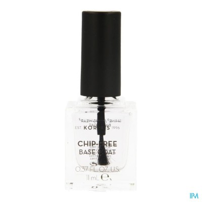 Korres Km Gel Effect Base Coat 11ml