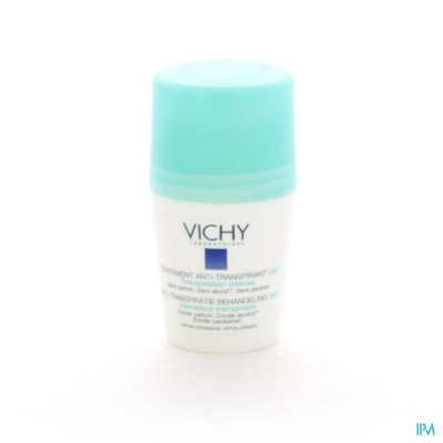 Vichy Deo Transp. Intense Roller 48u 50ml