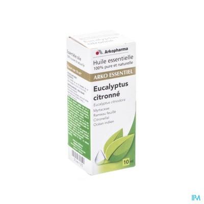 Arko Essentiel Citroen Eucalyptus 10ml