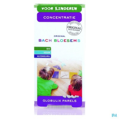 Bachbloesem Kids Concentratie
