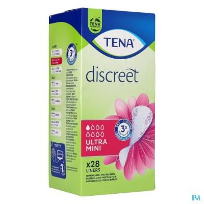 TENA DISCREET ULTRA MINI 28