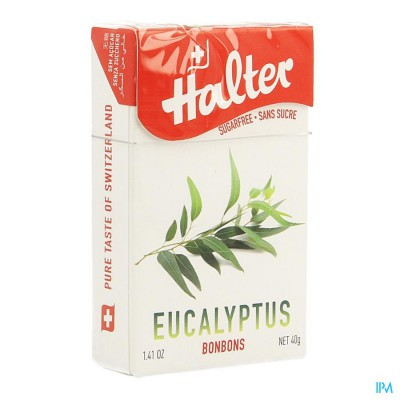 HALTER BONBON EUCALYPTUS ZS 40G