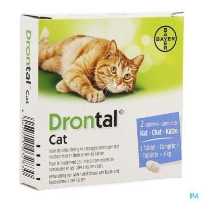 Drontal Katten-chats Comp 2