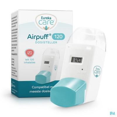 Eureka Care Dosisteller Airpuff 120