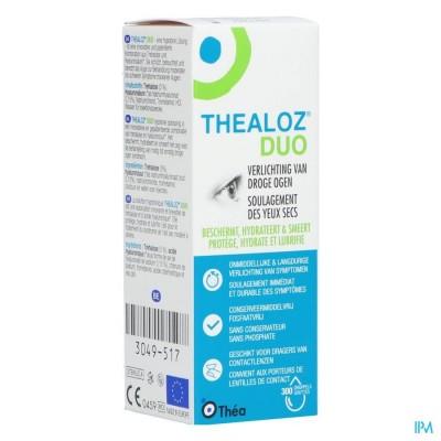 Thealoz Duo Oogdruppels 10ml Verv.2506780