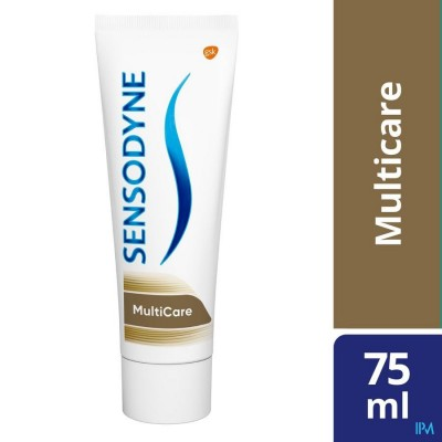 Sensodyne Multicare Tandpasta Tube 75ml