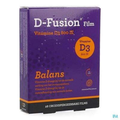D-FUSION FILM 800UI FILM ORODISP 28