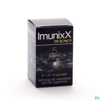 Imunixx 500 Tabl 5x 911mg