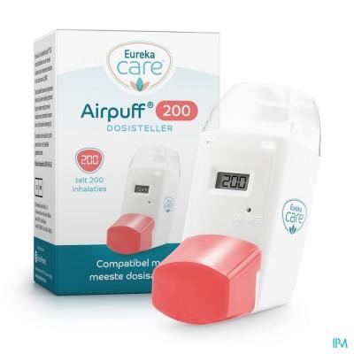 Eureka Care Dosisteller Airpuff 200