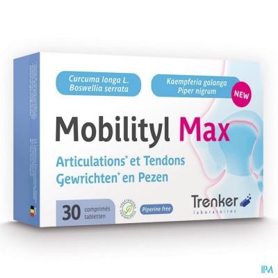 MOBILITYL MAX CAPS 30