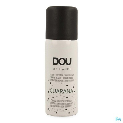 DOU MY HANDS HANDSPRAY DESINFECTEREND GUARANA 45ML