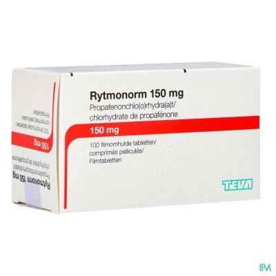 Rytmonorm Comp 100x150mg