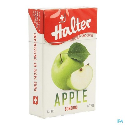 HALTER BONBON APPEL ZS 40G