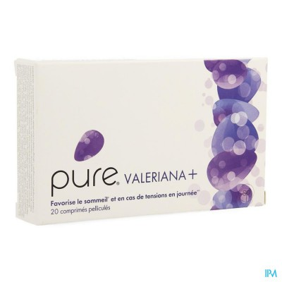 Pure Valeriana+ Filmomh.tabl 20