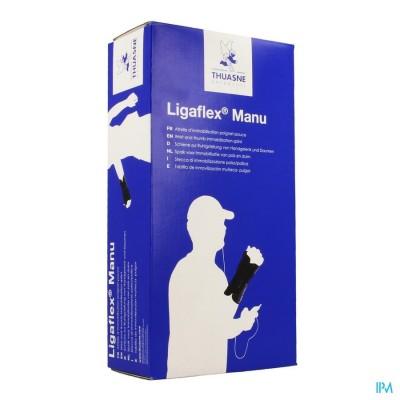 Ligaflex Manu Pols Links Zwart T4
