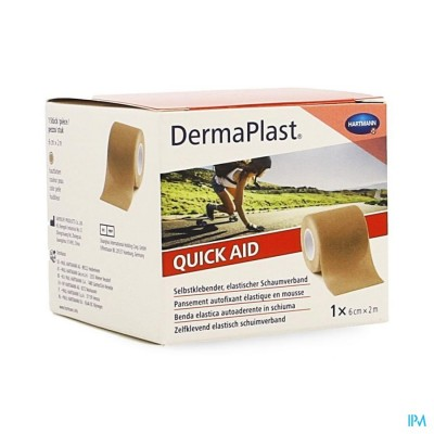 Dp Quickaid 6cmx2m,nude 1 P/s
