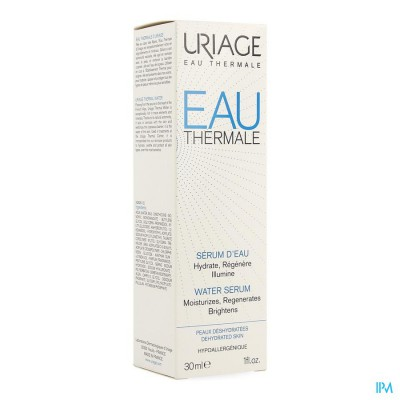 URIAGE THERMAAL WATER SERUM WATER 30ML