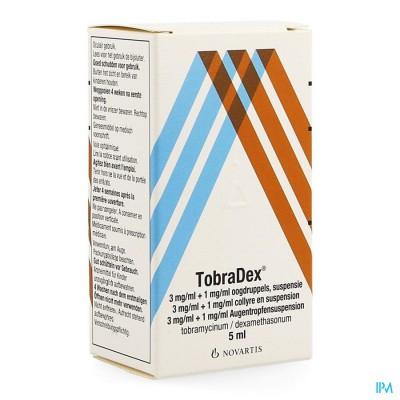 Tobradex Collyre 5ml