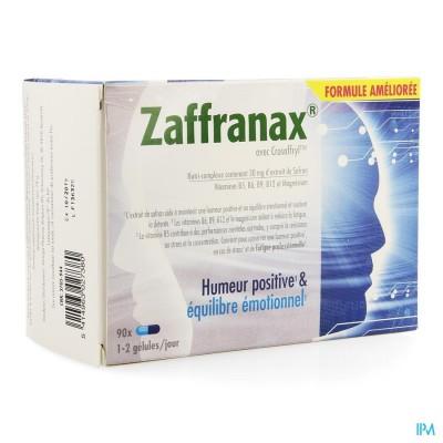 Zaffranax Caps 90 Nf
