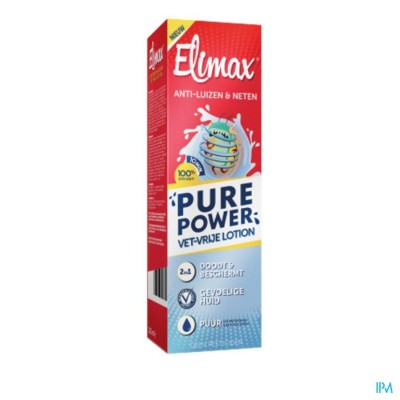 ELIMAX PURE POWER LOTION FL 250ML