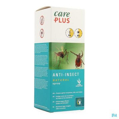 Care Plus A/teek Natural Spray 200ml