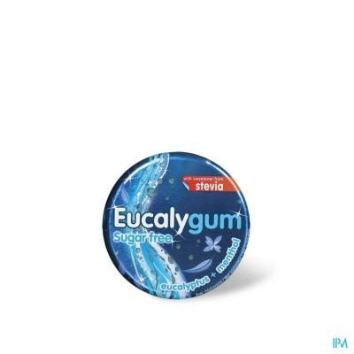 Eucalygum Pectorale Gommetjes Zonder Suiker 40g
