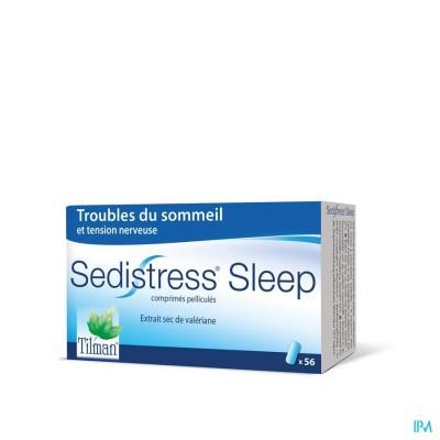 SEDISTRESS SLEEP FILMOMH TABL 56 X 500MG