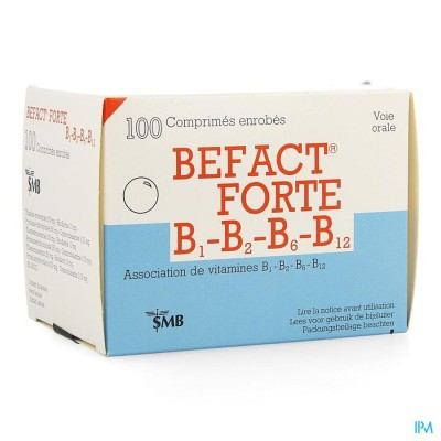 Befact Forte Drag 100