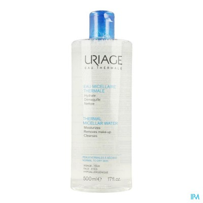 Uriage Eau Micellaire Thermale Lotion P Norm 500ml