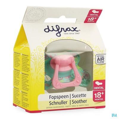 DIFRAX FOPSPEEN SIL DENTAL XTR STERK GIRL +18M 342