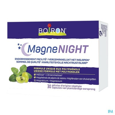 MagneNIGHT Caps 30 Boiron