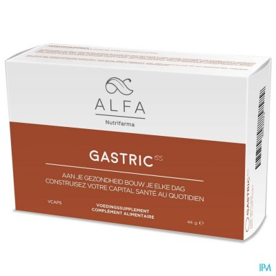 Alfa Gastric V-caps 60