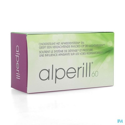 ALPERILL CAPS 60
