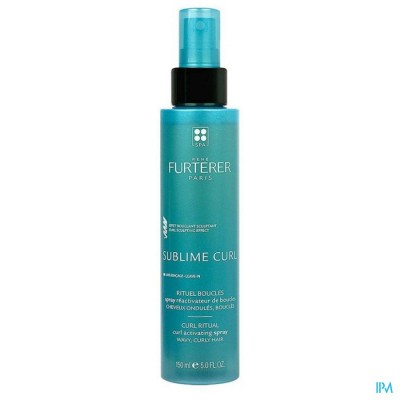 Furterer Sublime Curl Spray Krullen Heractiv.150ml