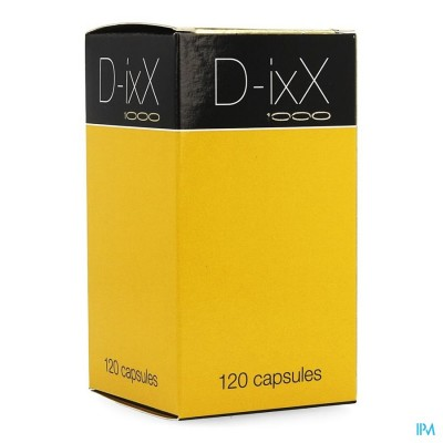 D-IXX 1000 CAPS 120