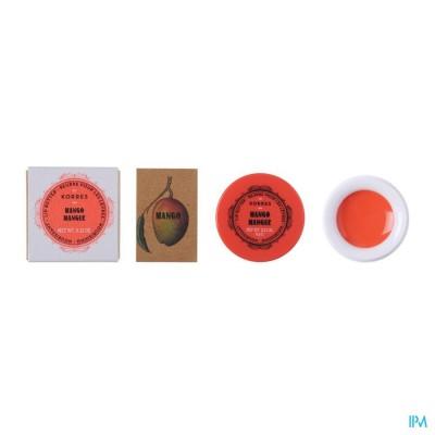 Korres Km Lipbutter Pot Mango 6g