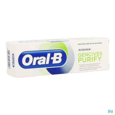 Oral B Tandpasta Purify Intense Reiniging 75ml
