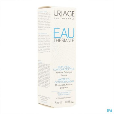 URIAGE THERMAAL WATER VERZORG WATER OOGOMTREK 15ML
