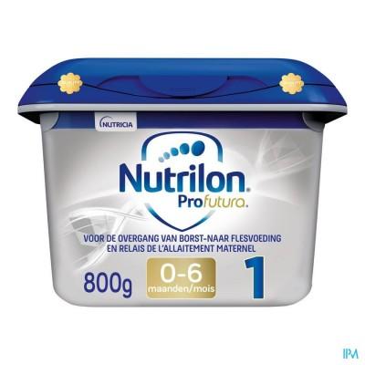 Nutrilon Profutura 1 Pdr 800g Nf