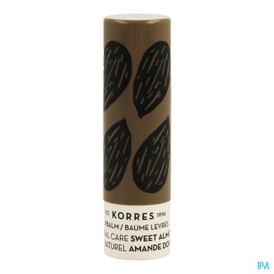 KORRES KM LIPBALM ALMOND BASIC 5ML