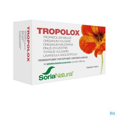 SORIA TROPOLOX COMP 40X950MG