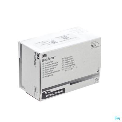 Blenderm 3m Occlusif Transp 25mmx4,57m 12 1525-1