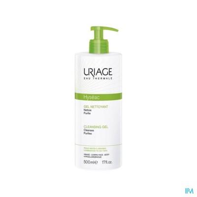Uriage Hyseac Reinigingsgel 500ml